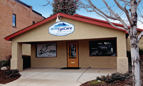 2020 Eye Care Colorado - Carbondale Office