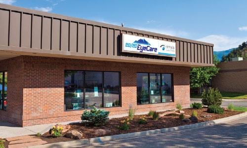 2020 Eye Care Colorado - Glenwood Springs Office