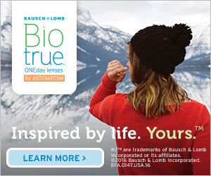 2020 Eye Care Colorado Bausch & Lomb Lenses