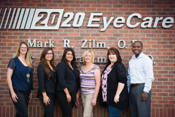 2020 Eye Care Management Team