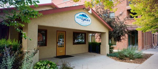 2020 Eye Care Colorado Carbondale office