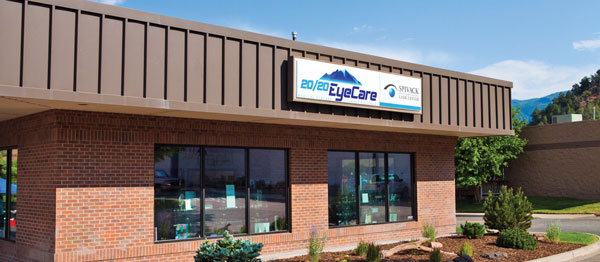 2020 Eye Care Colorado Glenwood Springs office